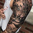 Paszcza tygrysa