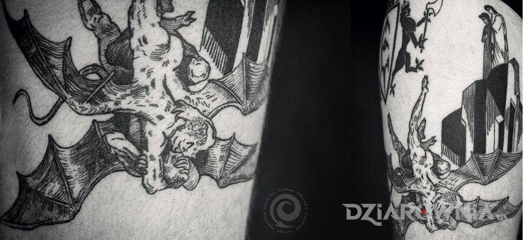 Tatuaż gustave dore - pozostałe