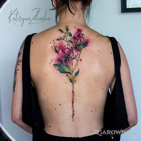 Kwiaty / Akwarela / Watercolor