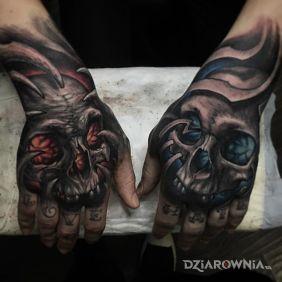 Tatuaże 3d Wzory I Galeria Strona 55 Dziarowniapl