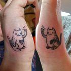 Kociaki dwa