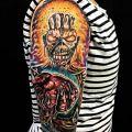 Wybór studia - Łydka tatuaż studio dolnośląskie