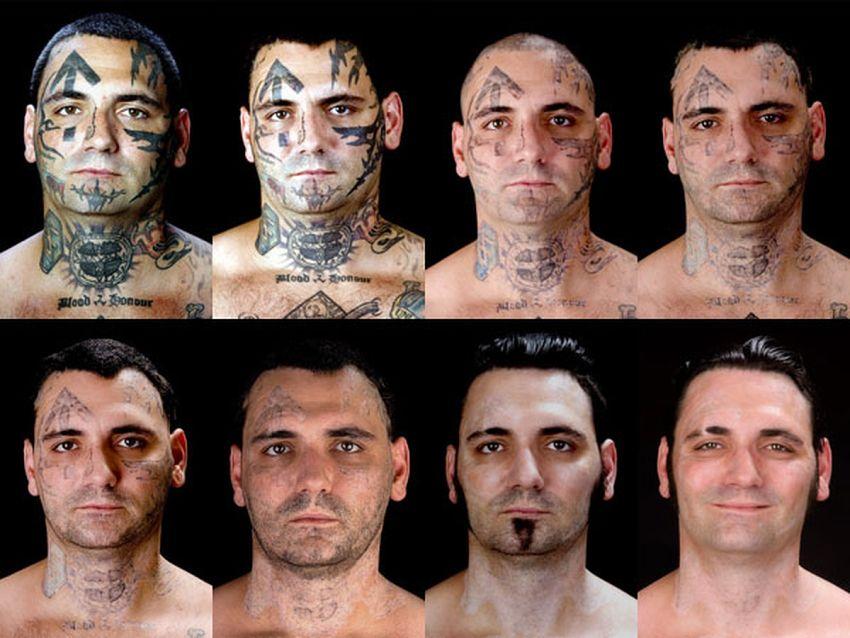 tatuaże neonazisty