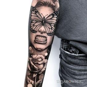 Motyl na oczach
