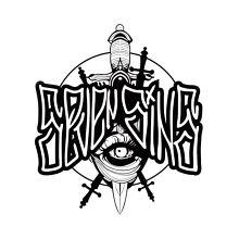 Seven Sins Tattoo logo