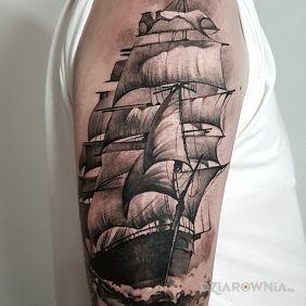Okręt / Statek / Masztowiec