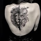 Dwie twarze lwa