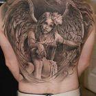 Piękny anioł