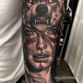 Kobieta wilk