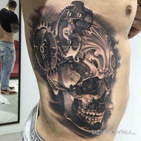 Fajna czaszka