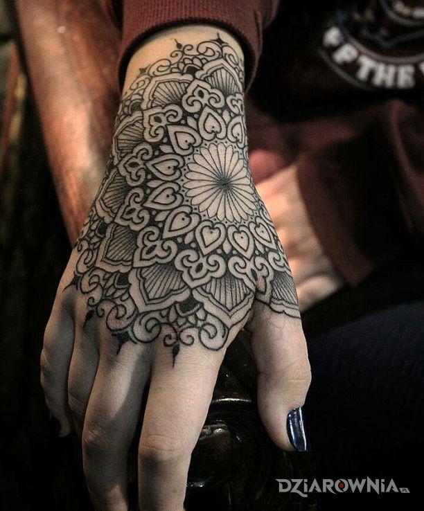 Tatuaż mandala - pozostałe