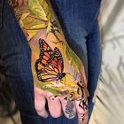 Realistyczny motyl 🤩