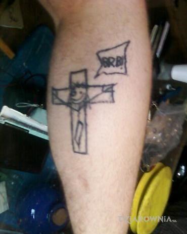 Tatuaż tragizm - pozostałe