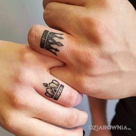 Królewskie tatuaże