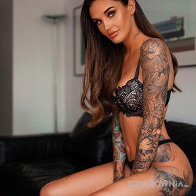 Sexy dziewczę