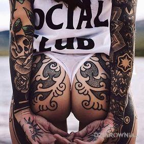 Ciekawe tatuaże 😁
