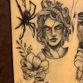 Pierwsze kroki jako tatuażysta - Proszę o ocenę :)