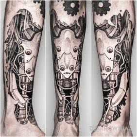 Cyberpunk / Steampunk / Biomechanika