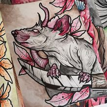Alex Tattoo and art