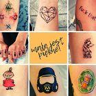 Mały tatuaż to również tatuaż