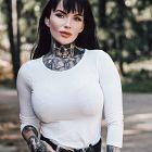 Tatuaze do niej pasuja