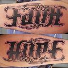 Faith / hope