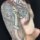 Historia zawarta w tatuażu