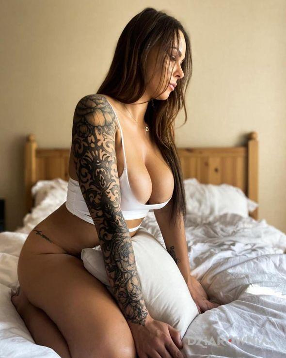 Tatuaż wygodne te poduszki - seksowne