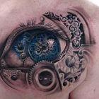 Oko po steampunkowemu