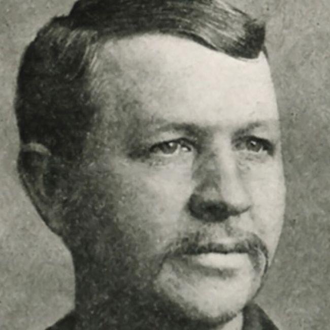 Portret tatuażysty Samuel O'Reilly