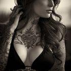 Tatuaż serca i wiele innych