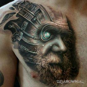 Tatuaze 3d Wzory I Galeria Strona 43 Dziarownia Pl