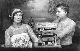 5 kobiet, które miały wpływ na sztukę tatuażu