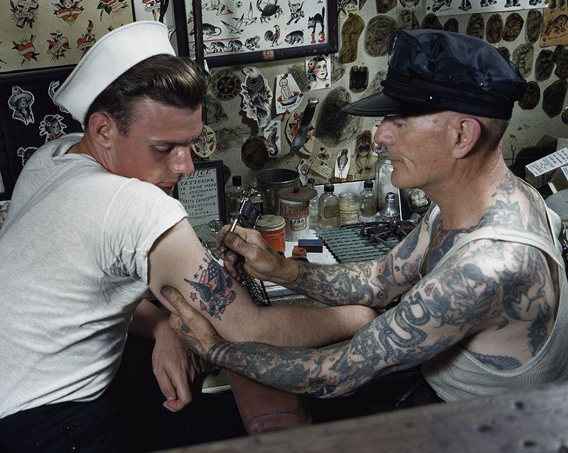 żeglarski Styl Tatuażu Marynarskie Tatuaże I Ich Znaczenie