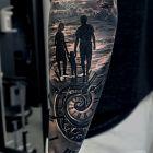 Tatuaż rodzinny
