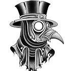 Plague doctor od Ormogedon Tattoo