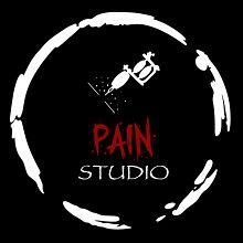 Logo Studio Tatuażu Pain Studio