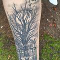 Pomoc - Zmiana koloru tatuazu.