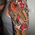 Wybór studia - Dobre studio - Japoński tatuaż (irezumi)