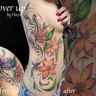 Cover Up Kwiaty