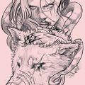 Wybór studia - Studio tatuażu - realizm