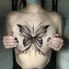 Ogromny motyl