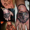 Tatuowanie na prawdziwej skórze - Rozcieńczanie tuszu