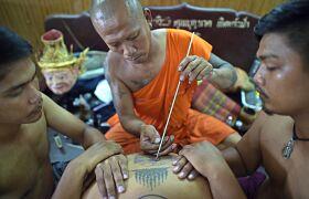 Jak robiono tatuaże w różnych zakątkach świata