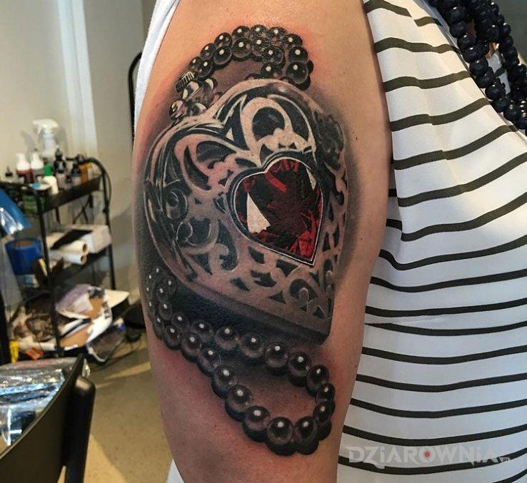 Tatuaż fajny naszynk - 3D