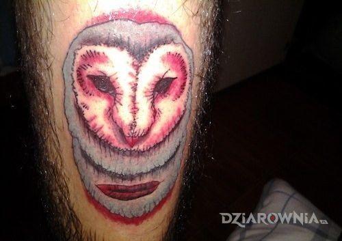 Tatuaż Jak Nie Robić Tatuażu Autor Olal Dziarowniapl