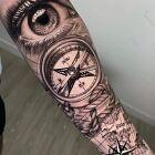 Oko na kompas