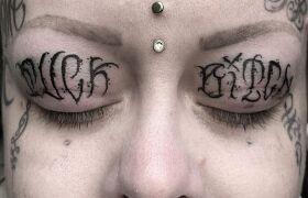 Tatuaż na powiekach to nie tylko makijaż permanentny