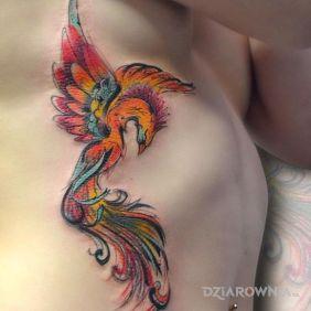 Tatuaże Na żebrach Wzory I Galeria Strona 10 Dziarowniapl