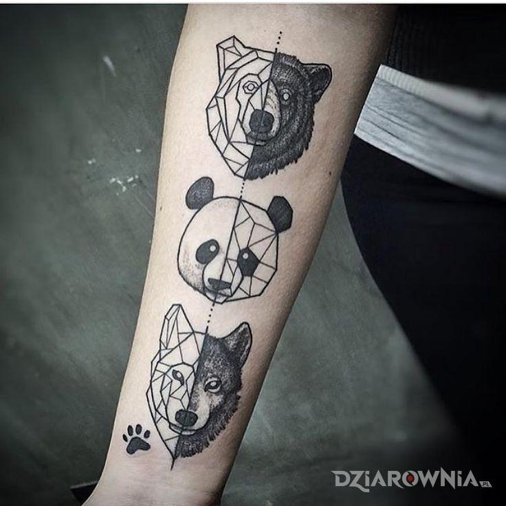 Tatuaż Taki Sobie Bardzo ładny Tatuaż Autor Henio14